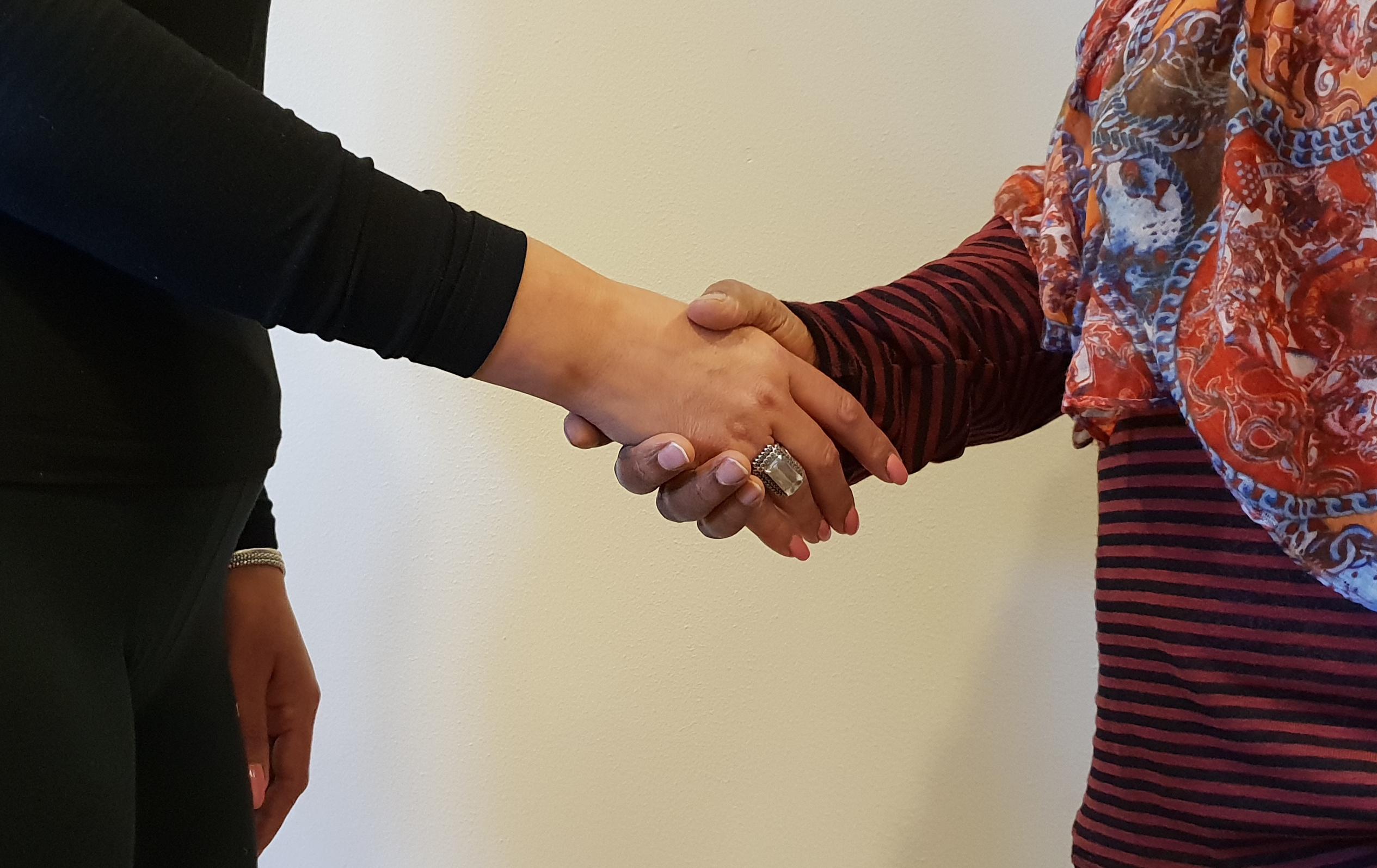 Vi välkomnar fler samarbetspartners